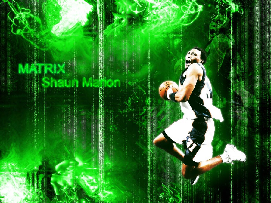 Shawn Marion Wallpaper