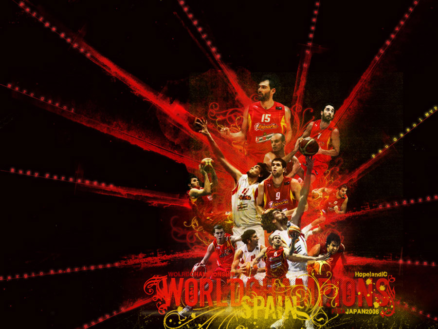 Spain 2006 World Champions Wallpaper