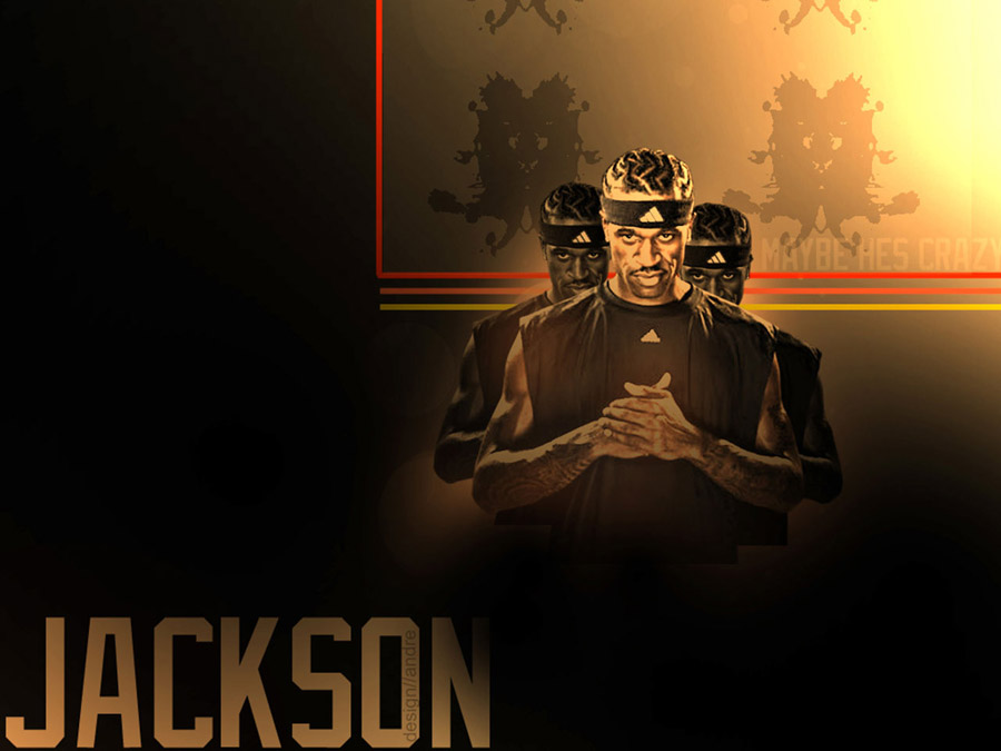 Stephen Jackson Wallpaper