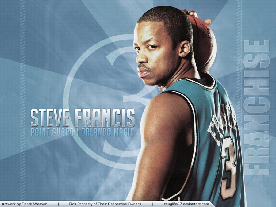 Steve Francis Magic Wallpaper