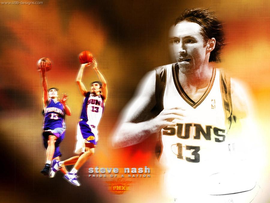 Steve Nash Suns Wallpaper