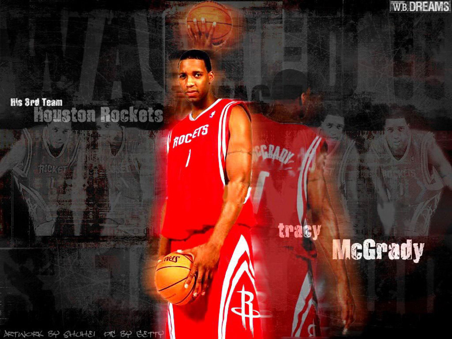 T-Mac Wallpaper