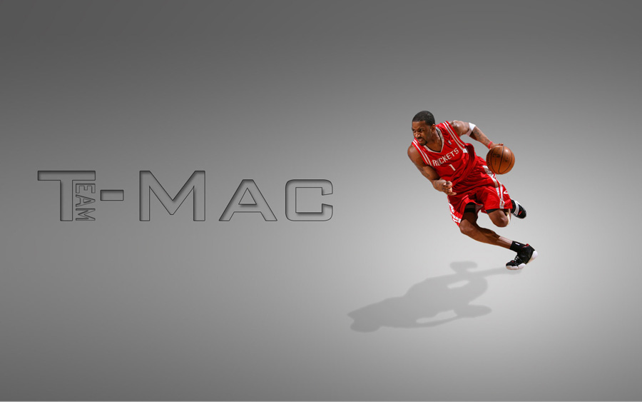 T-Mac Widescreen Wallpaper