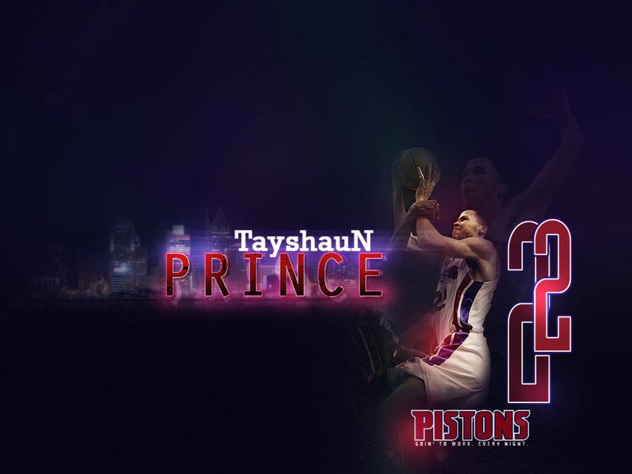 Tayshaun Prince Pistons Wallpaper