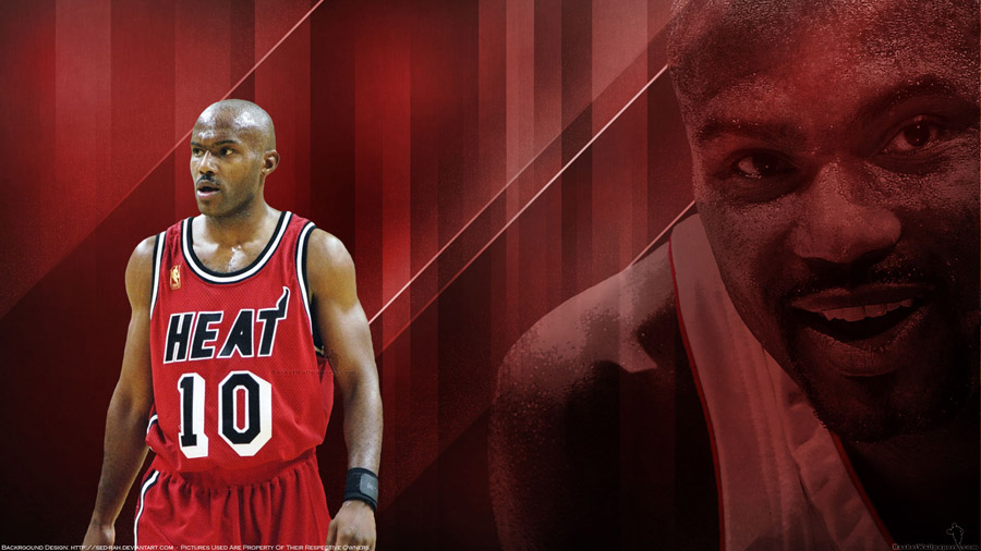 Tim Hardaway Heat Widescreen Wallpaper