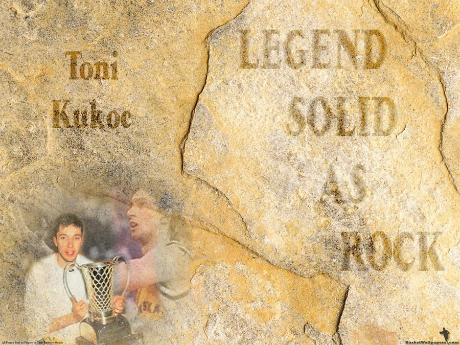 Toni Kukoc Wallpaper