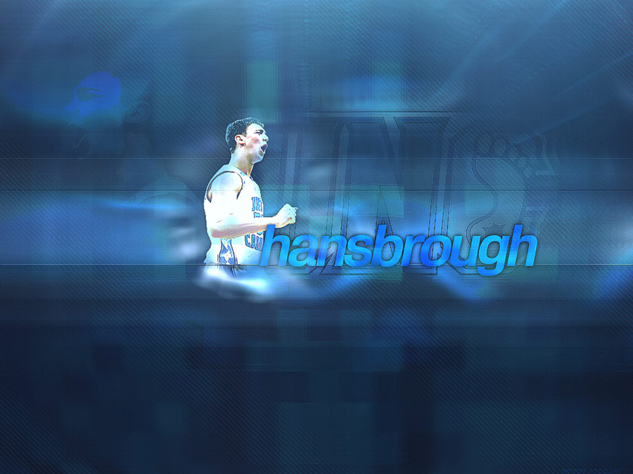 Tyler Hansbrough North Carolina Wallpaper