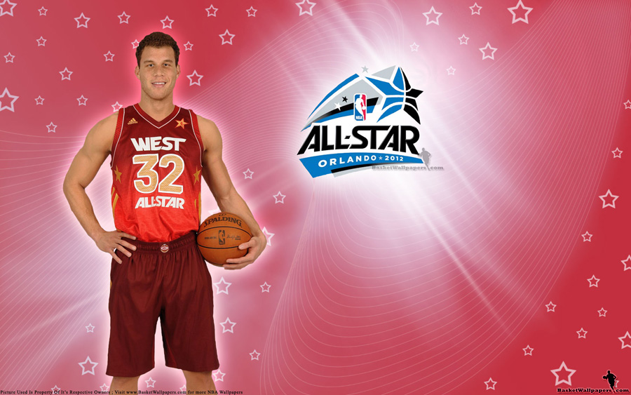 2012 NBA All-Star Blake Griffin Wallpaper