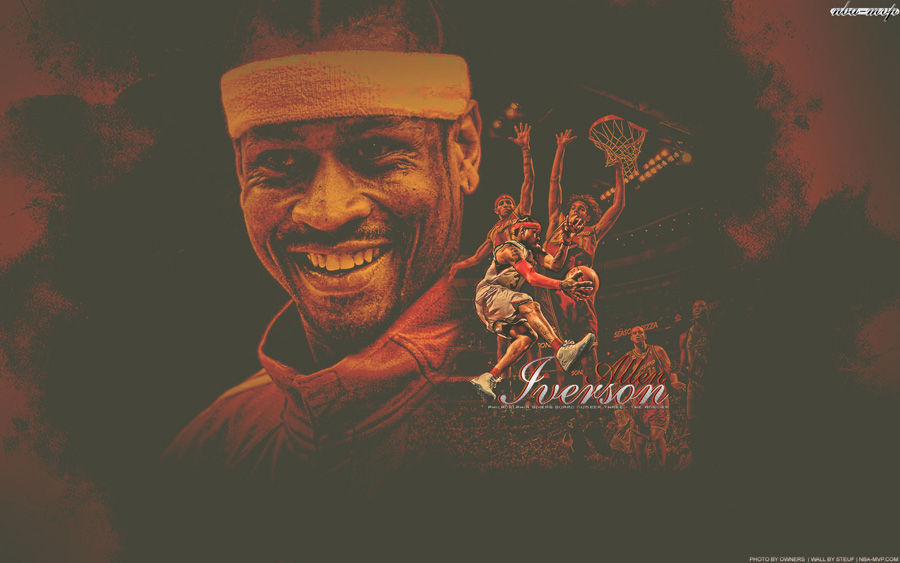 Allen Iverson 1680x1050 Answer Pass Wallpaper