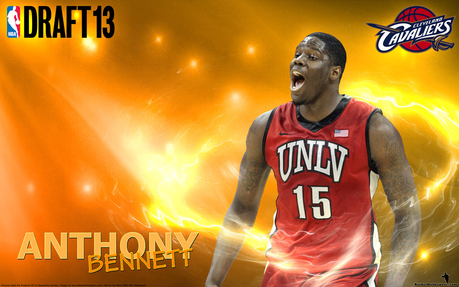 Anthony Bennett 2013 NBA Draft 2560x1600 Wallpaper