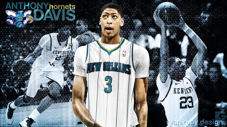 Anthony Davis NO Hornets Pick 2012 1920x1080 Wallpaper