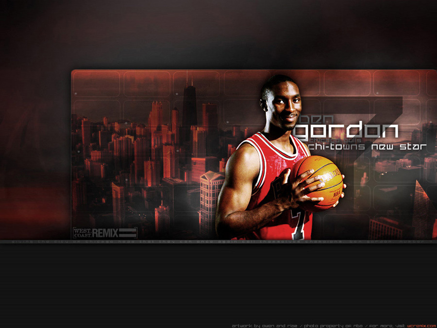 Ben Gordon Chicago Wallpaper