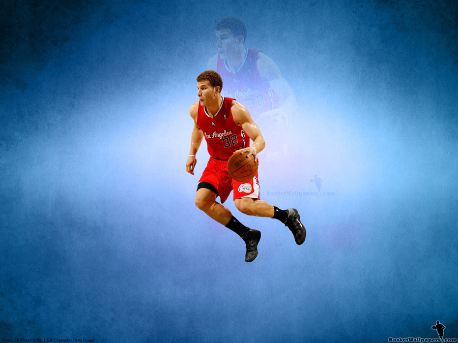 Blake Griffin LA Clippers Wallpaper