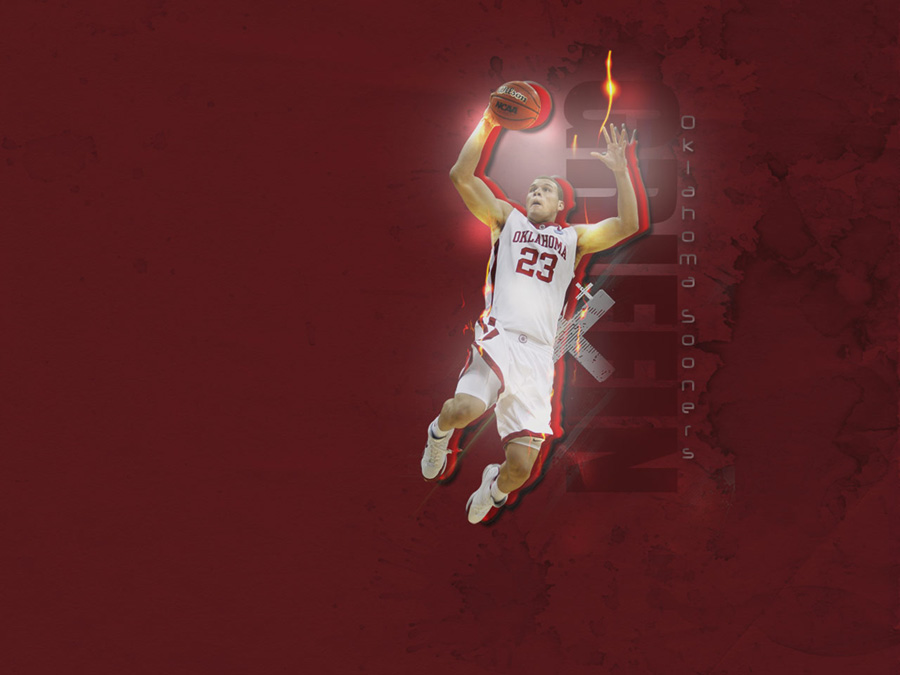 Blake Griffin Oklahoma Sooners Wallpaper