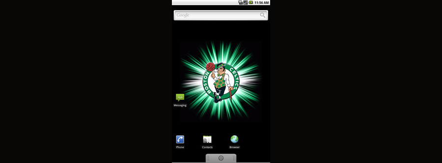 Boston-Celtics-Logo-Live-Android-Wallpaper