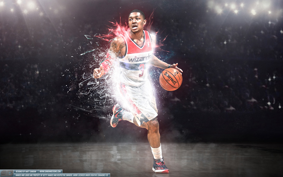 Bradley Beal Wizards 2014 Wallpaper | Basketball ...