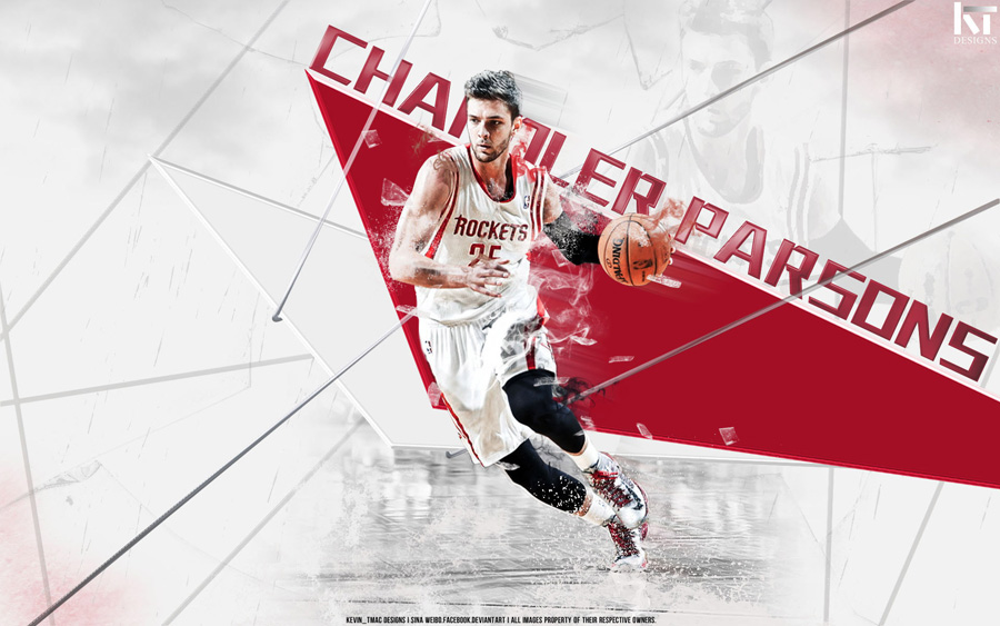 Chandler Parsons Rockets 1920x1200 Wallpaper
