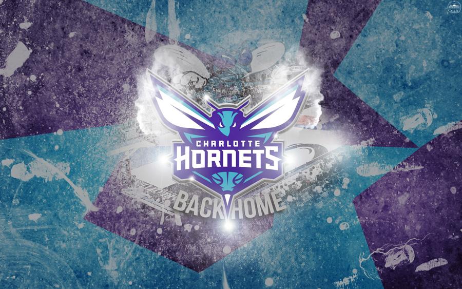 Charlotte Hornets 2014 Logo 1680x1050 Wallpaper