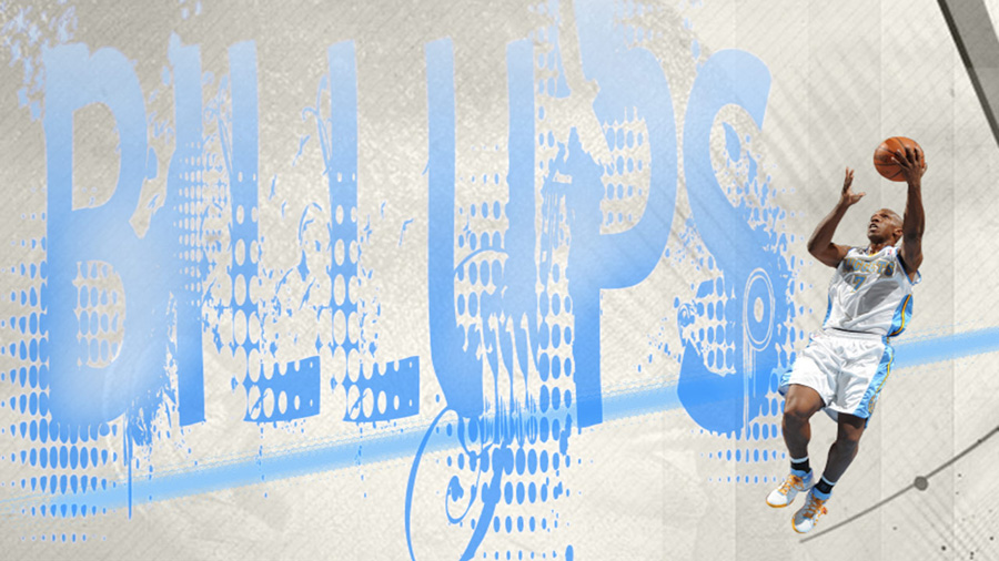 Chauncey Billups Layup Widescreen Wallpaper