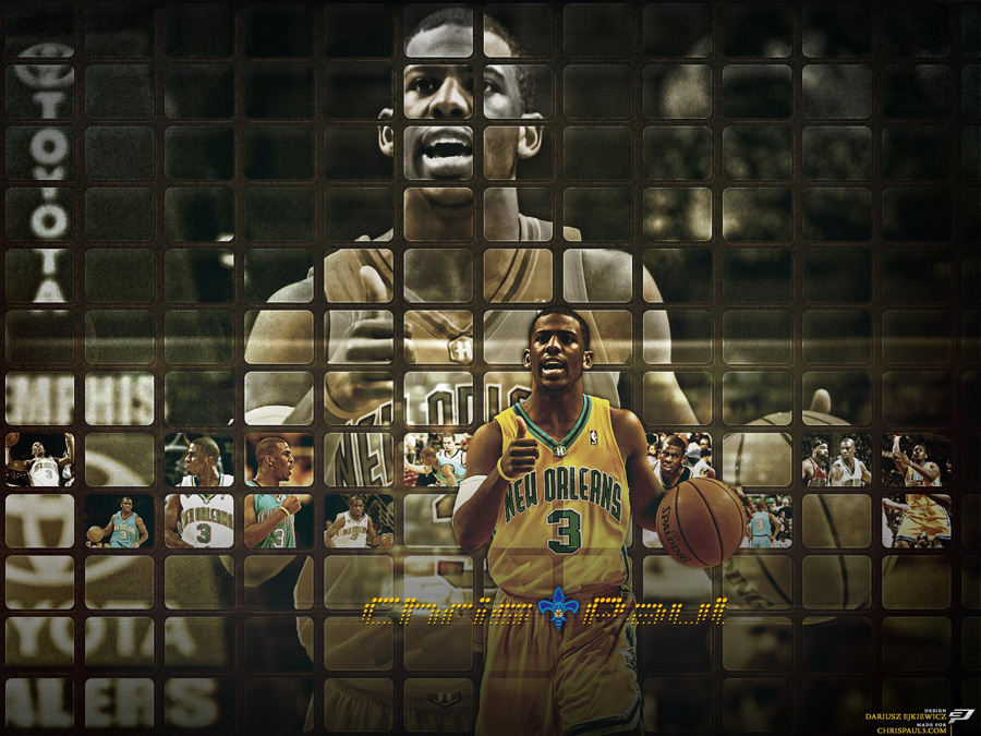 Chris Paul 3 Wallpaper