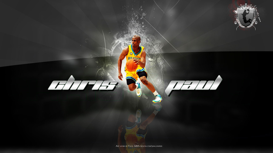 Chris Paul 3 Widescreen Wallpaper