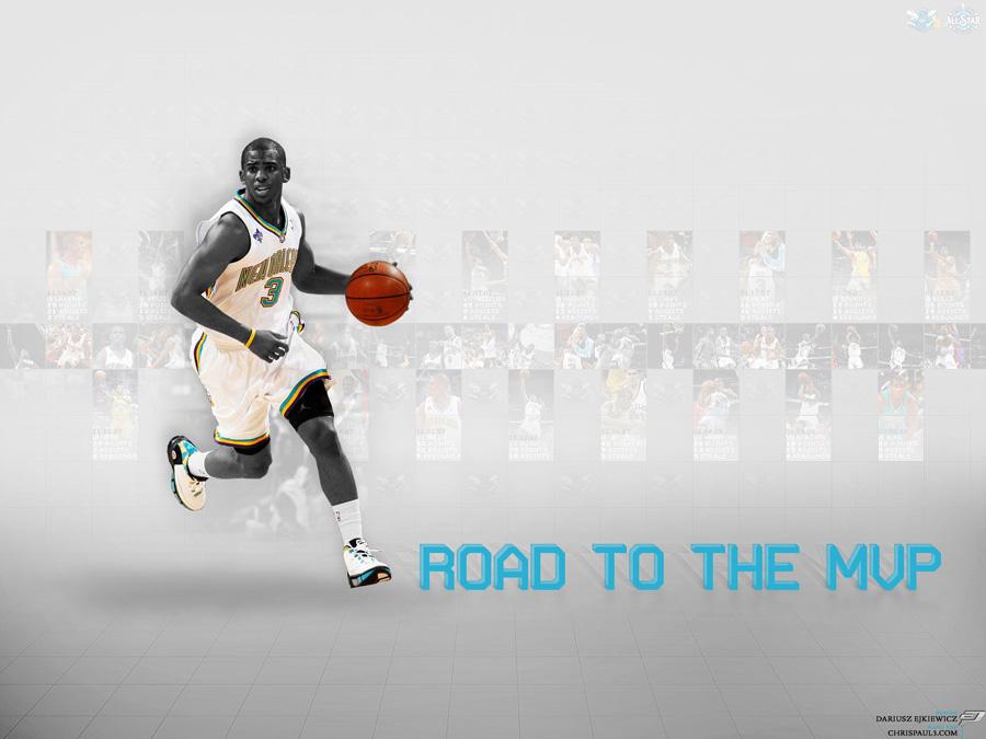 Chris Paul MVP Wallpaper