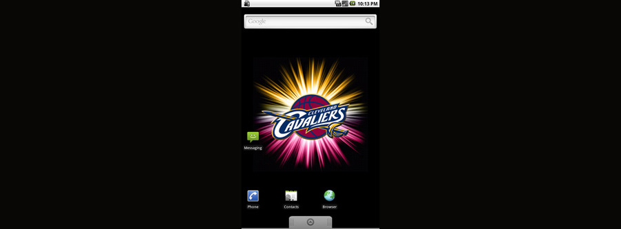 Cleveland Cavaliers Logo Live Android Wallpaper