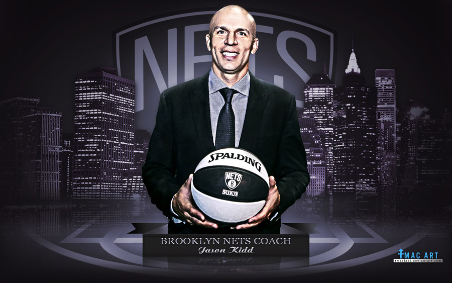 Coach Kidd Nets 1680x1050 Wallpaper