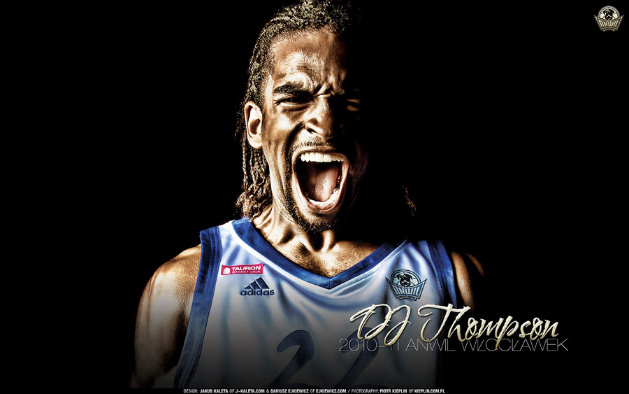 D. J. Thompson Anwil Wloclawek Widescreen Wallpaper