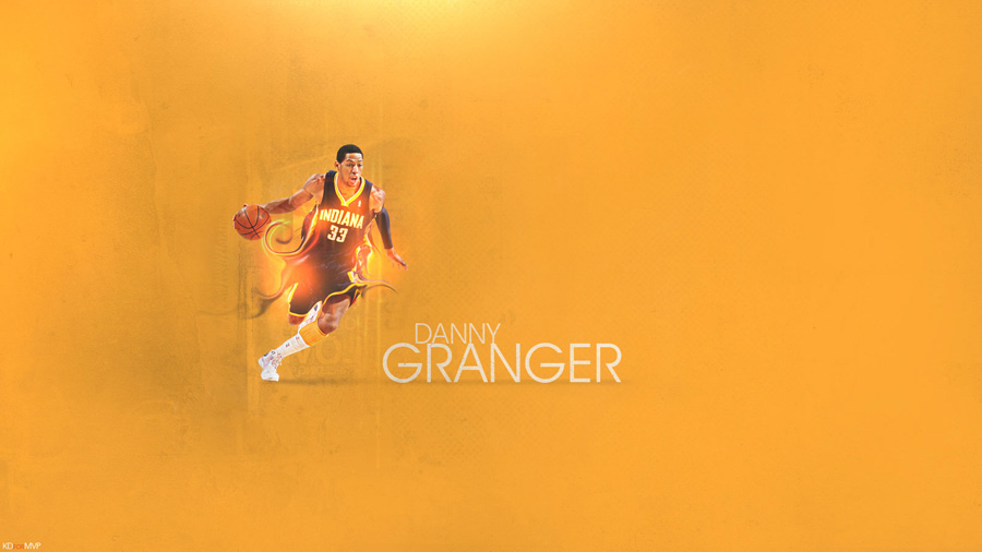 Danny Granger Pacers 1600x900 Wallpaper