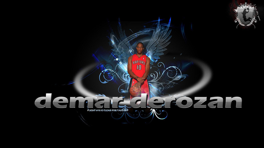 DeMar DeRozan Widescreen Wallpaper