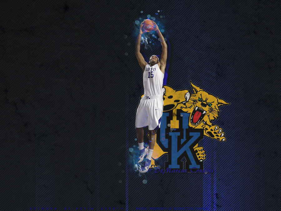 DeMarcus Cousins Wildcats Wallpaper
