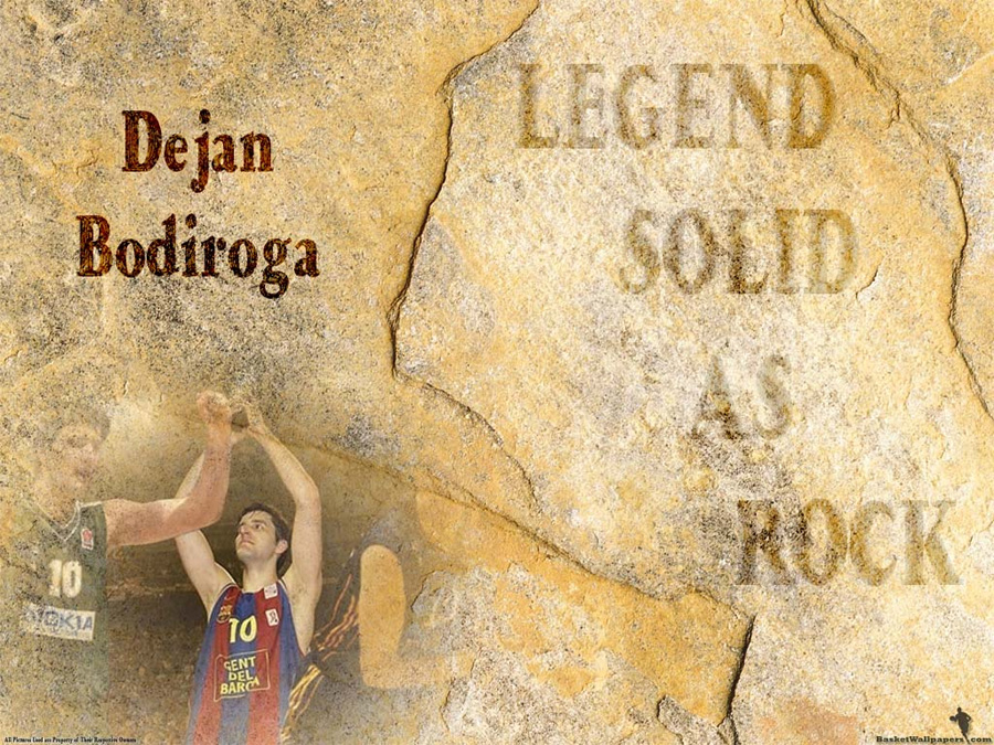 Dejan Bodiroga Wallpaper