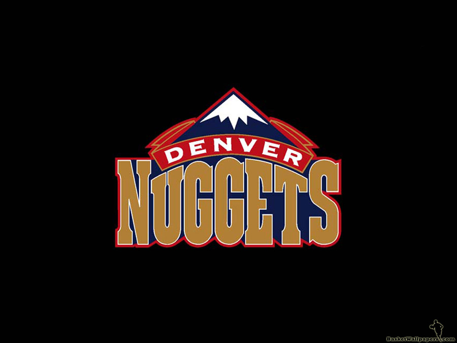 Denver Nuggets Logo Wallpaper
