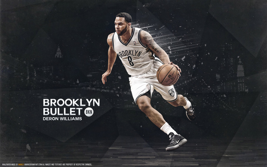 Deron Williams Brooklyn Nets 1680x1050 Wallpaper