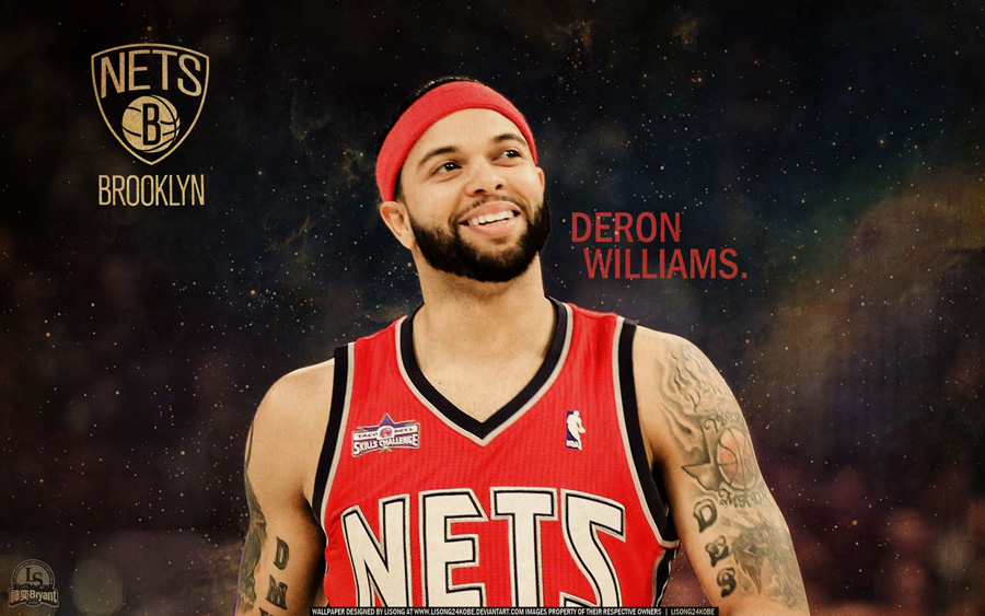 Deron Williams Brooklyn Nets 1920x1200 Wallpaper