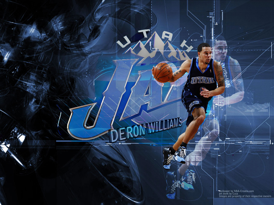 Deron Williams Utah Jazz Wallpaper