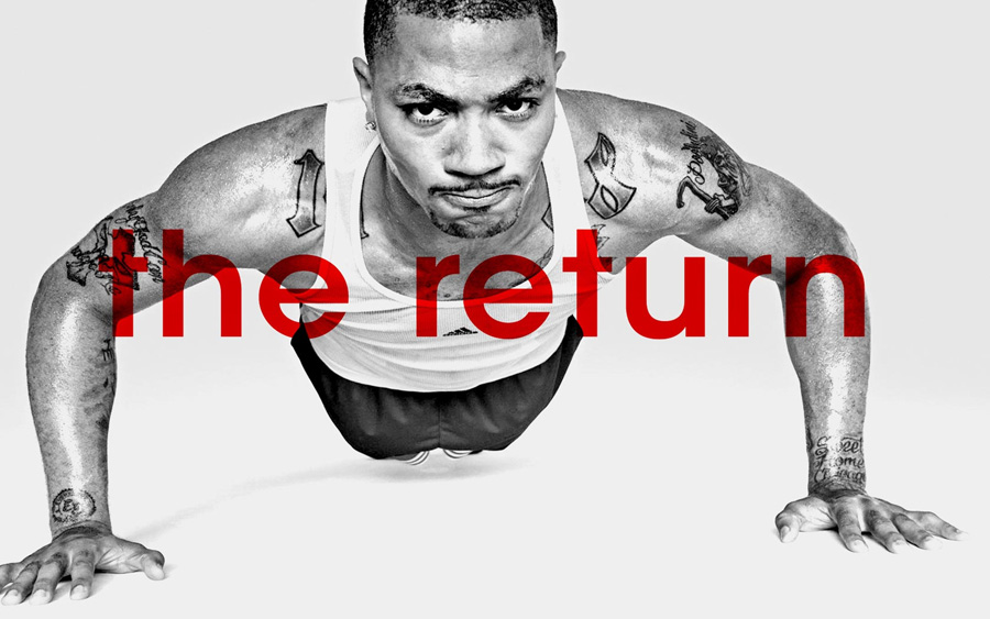 Derrick Rose Return 2012 1680x1050 Wallpaper