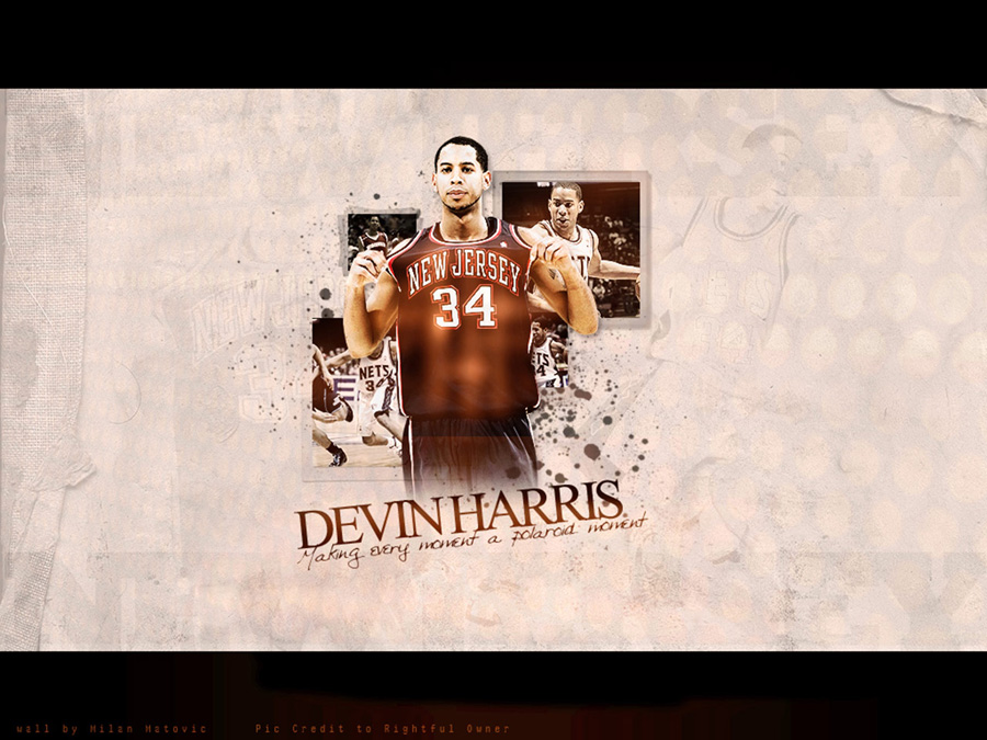 Devin Harris 1280x960 Wallpaper