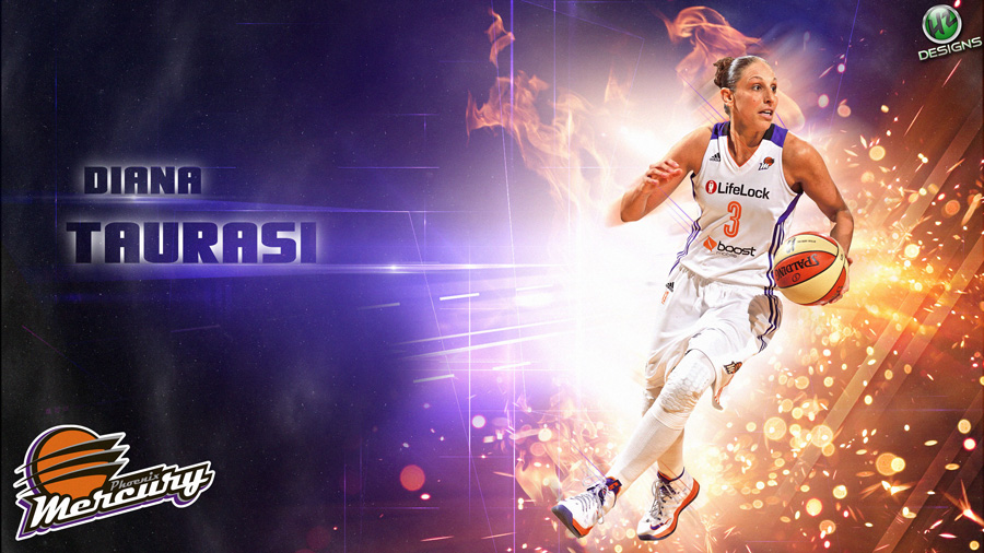 Diana Taurasi 2014 Wallpaper