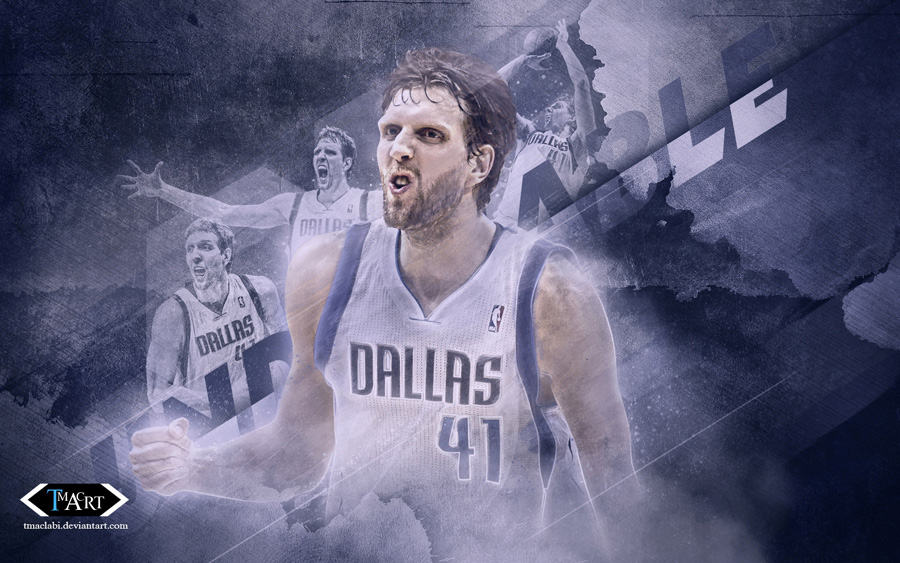 Dirk Nowitzki Mavericks Wallpaper