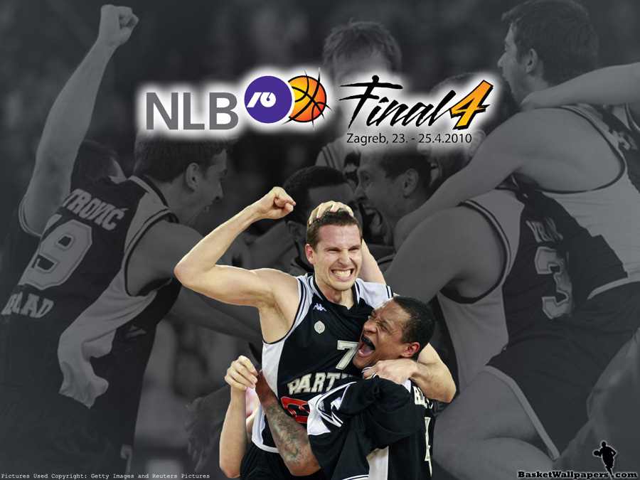Dusan Kecman 2010 Adriatic League Finals Wallpaper