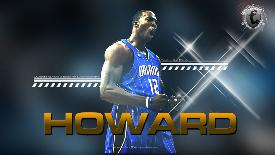 Dwight Howard 1920x1080 Wallpaper