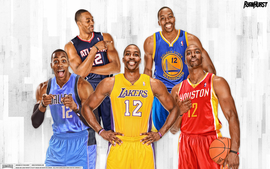 Dwight Howard 2013 Decision 2880x1800 Wallpaper