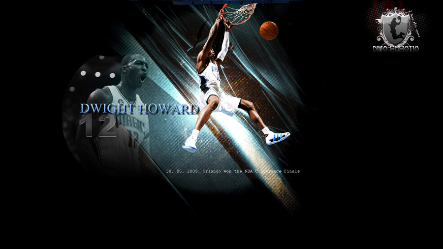 Dwight Howard, Magic, East Champions Wallpaper