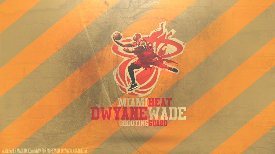 Dwyane Wade 1600x900 Heat Wallpaper
