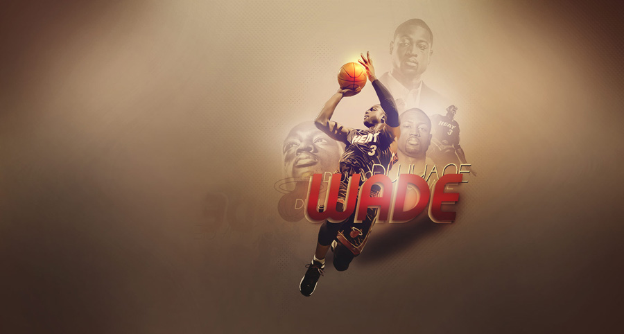 Dwyane Wade 1680x900 Wallpaper