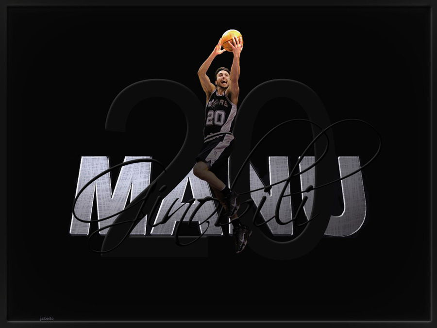 Emanuel Ginobili Wallpaper