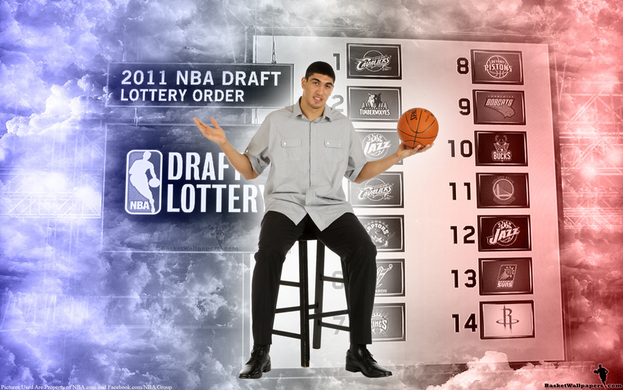 Enes Kanter 2011 NBA Draft Widescreen Wallpaper
