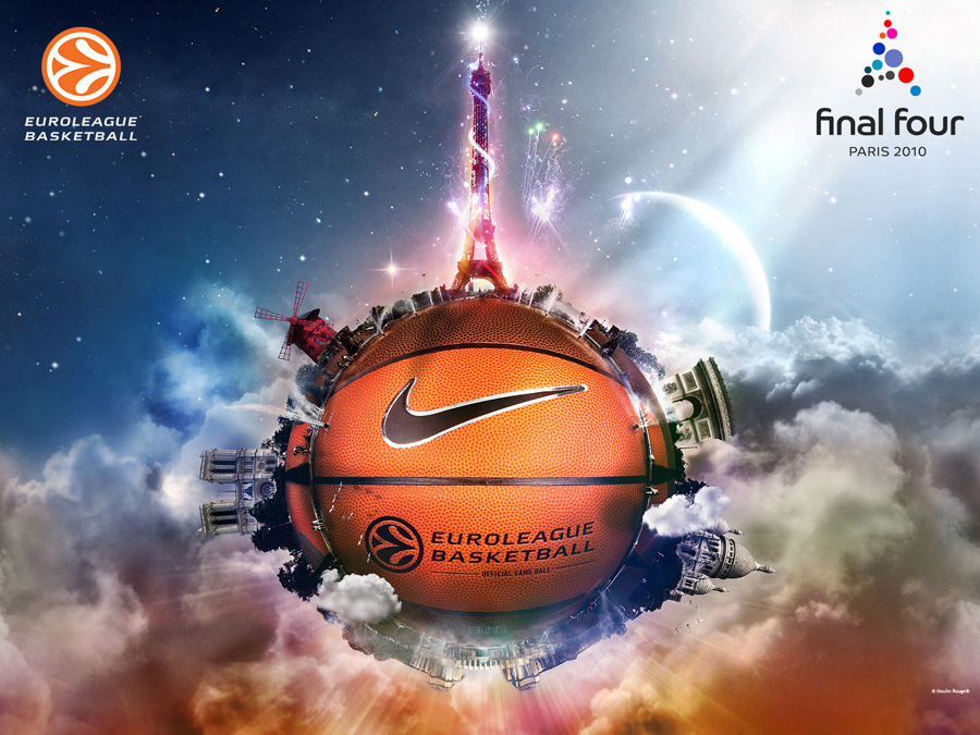 Euroleague 2010 Final Four Wallpaper